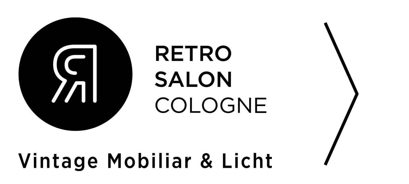 Retro Salon Cologne Banner
